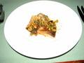 レストランメテオ 夕食(魚料理)