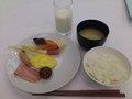 朝食ブッフェ⑲