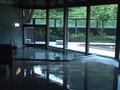 オーベルジュ土佐山の大浴場