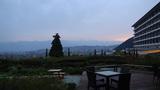 ホテル翔峰からの眺望