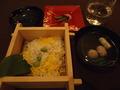 富良野リゾートオリカの夕食