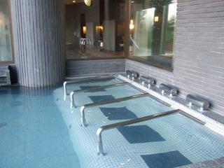 富良野リゾートオリカの露天風呂