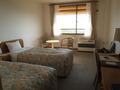 ホテルヒルズの部屋