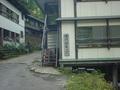 滑川温泉福島屋入口