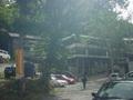 滑川温泉福島屋の外観