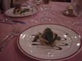 上高地帝国ホテルの夕食