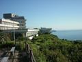 ホテル浦島の外観