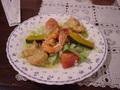 アルペンフローラの夕食