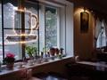 コーヒーカップミルキー館の食堂のデコレーション