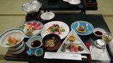 ホテルアンビア松風閣の夕食