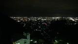 ホテルアンビア松風閣の夜景