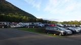 ヒルトンニセコビレッジの駐車場