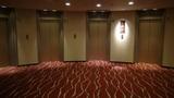 ヒルトンニセコビレッジの広いエレベーターホール