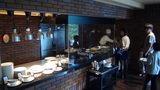 ヒルトンニセコビレッジの朝食(オムレツコーナー)