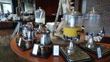 ヒルトンニセコビレッジの朝食(ドリンクコーナー)