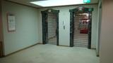 リ・カーヴ箱根のエレベーターホール
