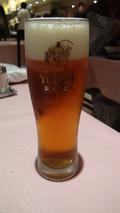 リ・カーヴ箱根のバイキング取扱ビール(エビス)