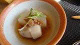 嵯峨沢館の朝食 煮物
