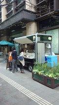ザ・ペニンシュラ東京のカフェのワゴン