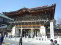 成田山新勝寺の山門