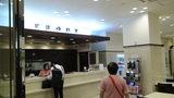 東横イン岡山駅東口のフロント