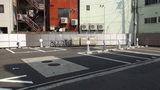 東横イン岡山駅西口広場の駐車場