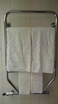 清里高原ホテルの部屋の備付タオル