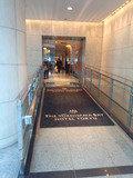 クイーンズスクエア横浜から横浜ベイホテル東急へ通路