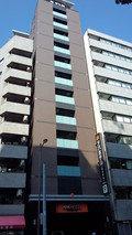 アパホテル神田駅東の外観