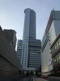 名古屋マリオットアソシアホテルの外観