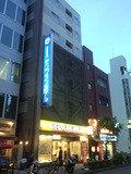 名古屋駅前モンブランホテルの外観