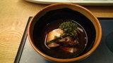 小樽旅亭蔵群の夕食の鉢盛り