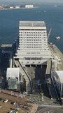 神戸メリケンパークオリエンタルホテルの外観