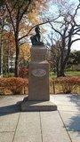 北海道大学クラーク博士の胸像