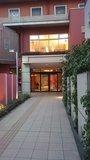 ホテル1ー2ー3高崎の入口