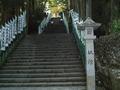 熊野速玉大社へ続く石段