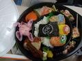 札幌ドーム弁当です♪