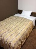 ベッド(シングルルーム)