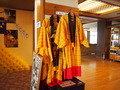 伊豆の踊り子の衣装