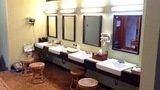 風呂2(男女入れ替え制)大浴場の洗面台