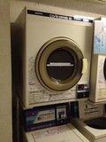 コインランドリー乾燥機
