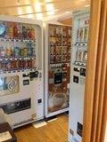 自販機コーナー(本館2階)