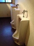 ロビー横のトイレ