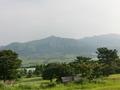 早朝の阿蘇五岳