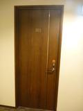 客室のドア(321号室を例に)