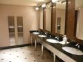 本館2階 男子トイレの洗面所