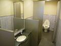 地下駐車場:シャワートイレは一番多機能!