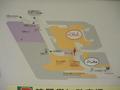 地下1階のフロア見取り図