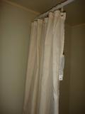 風呂のカーテン