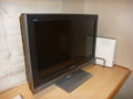 三菱製の薄型テレビでした